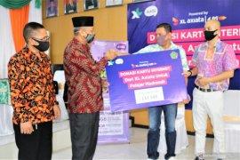 XL salurkan 133.548 paket internet gratis ke siswa madrasah se-Kalbar