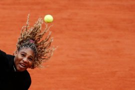 Hall of Fame luncurkan pameran virtual tenis kulit hitam