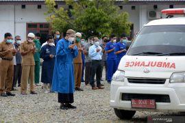 598 dokter gugur selama pandemi COVID-19, di Sumsel tiga orang dari 154 terpapar positif