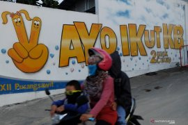 Presiden Jokowi minta BKKBN sosialisasikan ketahanan keluarga secara utuh