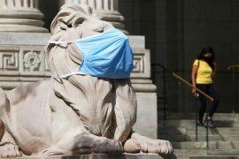 Kota New York denda warga yang menolak gunakan masker