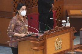 Sri Mulyani menyebut realisasi anggaran PEN capai Rp344,11 triliun
