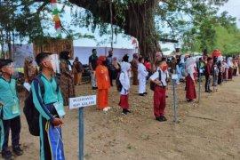 Festival lomba seni siswa nasional di Aceh Timur ditengah pandemi COVID-19, ini jumlah pesertanya