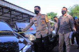 Polisi tangkap pelaku penggelapan 11 mobil
