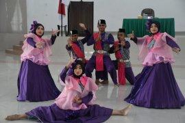 Lestarikan budaya, Korem 133/NW lombakan tari tradisional