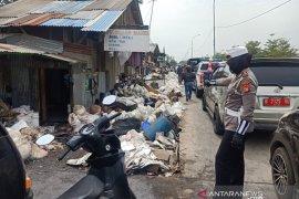 Atasi kemacetan, Jalan Kalimalang Bekasi mulai beroperasi dua jalur