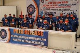 Pembahasan RUU Omnibus Law Cipta Lapangan Kerja diusulkan tidak degradasi hak pekerja