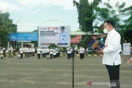 Pjs Wali Kota pimpin deklarasi gerakan nasional netralitas ASN di pilkada
