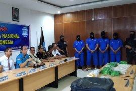 Hakim PN Dumai vonis mati dua kurir sabu-sabu 10 kg dan 30.566 ekstasi i