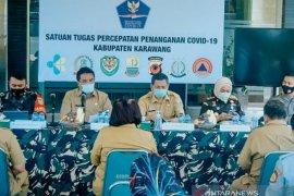Pjs Bupati Karawang minta perketat pengawasan protokol kesehatan di perusahaan