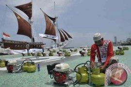 Nelayan  dapat bantuan mesin konversi BBM ke BBG