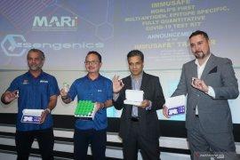Malaysia luncurkan alat uji COVID pelengkap PCR
