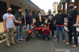 Polres Rejang Lebong tangkap gembong pencurian kendaraan bermotor