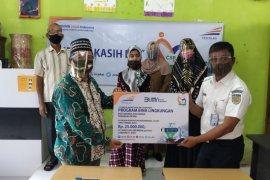 KAI salurkan CSR untuk penyandang disabilitas di Aceh
