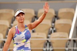 Svitolina redam Zarazua menuju babak ketiga French Open