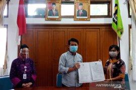 Pemkab Klungkung terima bantuan KIO3 dari Badan POM Denpasar