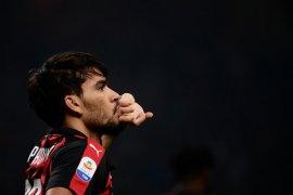 Lyon beli Lucas Paqueta dari AC Milan