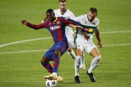 Manchester United buka pembicaraan untuk pinjam Ousmane Dembele