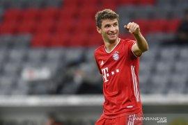 Muller resmi jadi pemain tersukses dalam sejarah Jerman