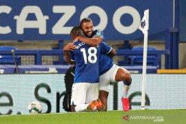 Everton dan Manchester United lanjut ke perempat final Piala Liga