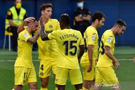 Villarreal atasi Real Valladolid untuk naik ke peringkat tiga