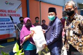 Penyaluran bansos beras di Situbondo sudah sesuai aturan