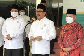 Zainut Tauhid ajak doakan kesehatan Menteri Agama dari COVID-19