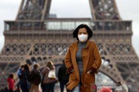 Paris akan berada dalam siaga maksimum COVID-19