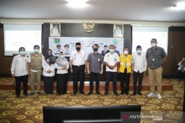 Kemenkes RI pantau penanganan COVID-19 di Kabupaten Tanah Bumbu