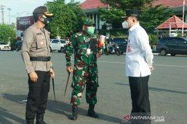 Sinergitas Pjs Wali Kota bersama pimpinan TNI/Polri