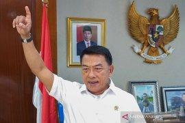 Moeldoko tanggapi mantan Panglima merasa dicopot karena film G30S/PKI