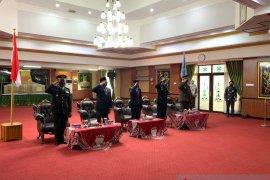 Bupati ikuti upacara virtual Hari Kesaktian Pancasila