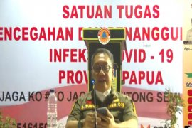 Jubir Silwanus: Kasus positif COVID-19 di Papua capai 6.306 orang