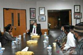 Gubernur Babel terima kunjungan suku Bugis Desa Tanjung Gunung
