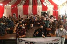 Ribuan anggota PPAL siap menangkan Machfud-Mujiaman di Pilkada Surabaya