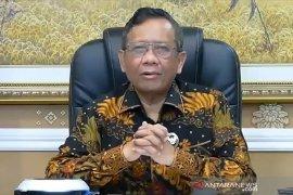 Mahfud tegaskan pemerintah tak negosiasi terkait kemerdekaan Papua