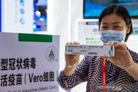 Vaksin COVID-19  sudah bisa dipesan secara daring di Wuhan dan Beijing