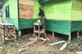 Tinggal pasang pagar dan pengecatan, rehab Mushola Al-Hidayah segera rampung