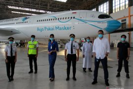 Garuda Indonesia akan fokus layani penerbangan