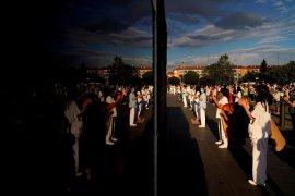 Madrid akan berlakukan lockdown karena COVID-19