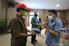 BPBD Tangerang bagikan 20.500 masker ke warga jatiuwung