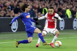 Sergino Dest ikuti kata hati pilih Barcelona ketimbang Bayern