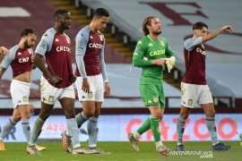 Kalah 0-1, Villa disingkirkan Stoke di 16 besar Piala Liga