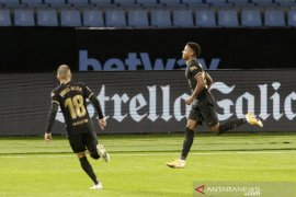 Bintang muda Ansu Fati gemilang lagi, Barcelona cukur Celta Vigo 3-0