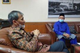 Dirut LKBN Antara menerima kunjungan Dubes Malaysia bahas isu kedua negara