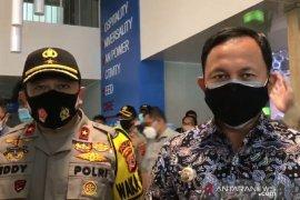 Polda Jabar dorong Kota Bogor segera turunkan status zona merah