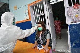 819 penghuni lapas dan rutan di Riau sembuh dari COVID-19