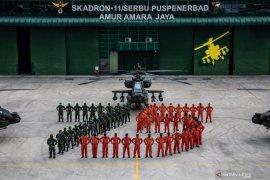Presiden sebut TNI bertransformasi signifikan dalam 5 tahun terakhir