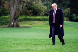 Presiden Trump dipindahkan ke Pusat Medis Militer