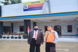 Indocement mendukung pembangunan sarana ibadah di daerah terpencil Kalsel